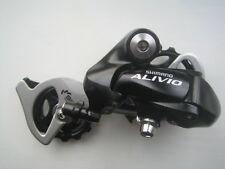 Shimano Alivio Black rear mech / derailleur 7 & 8 speed bolt on RDM410