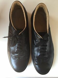 authentic hermes mens sneakers shoes size 43 us size 9 5