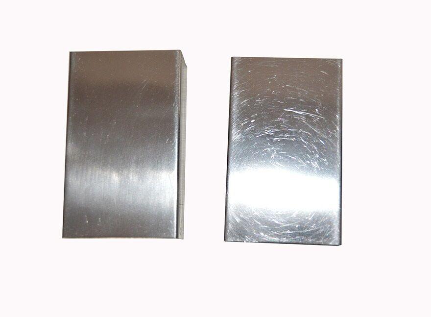 Tændstikæsker, Tændstikholder i rustfri stål fra Cohr