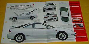 Image Is Loading 1998 99 1997 Acura Integra Type R 4