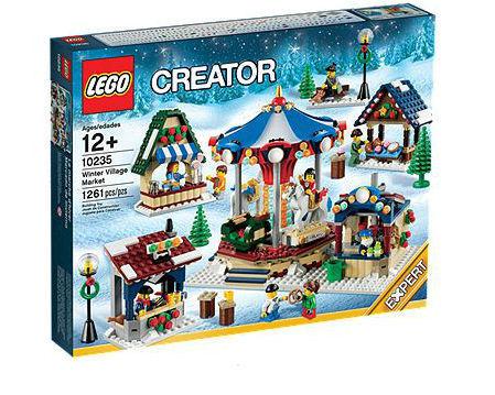LEGO Creator Winter Village Market (10235) - New & Sealed