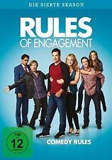 PATRICK WARBURTON MEGYN PRICE - RULES OF ENGAGEMENT SIEBTE SEASON 2 DVD NEU