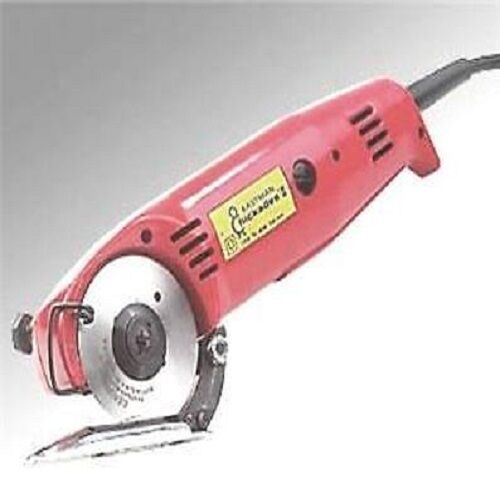Eastman Chickadee D2 Rotary Handheld Electric Fabric Cutter / Cutting Machine