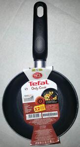 TEFAL-B3149032-Only-Cook-Bratpfanne-Aluminium-Beschichtung-PTFE-20cm