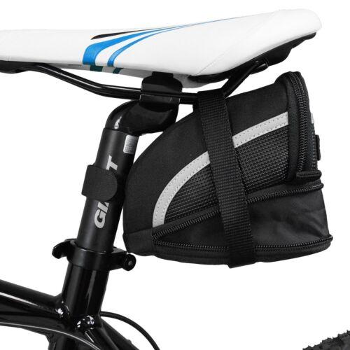 BV Bike Seat Saddle Bag Bicycle Rear Storage Medium Tail Pouch NEW BV-SB1-M