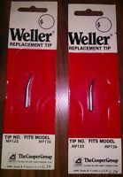 Lot Of 2 Weller Replacement Tip Mp132 For Model Mp126
