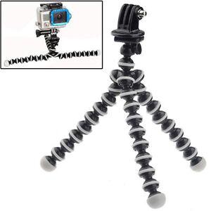 GoPro Tripod Stand Mount Handheld Mini Holder Grip for Camera Hero4 Hero5 4/3+/3 5060422212769