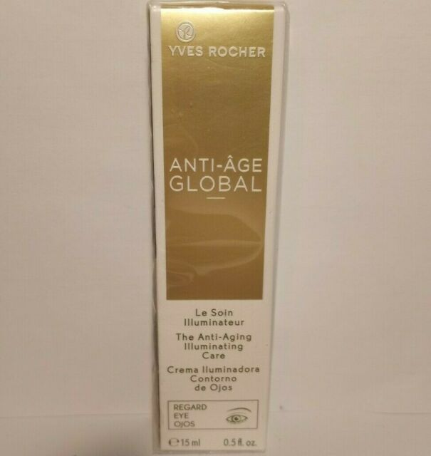 Yves Rocher Anti-age Global Illuminating Care Eye Cream 15..