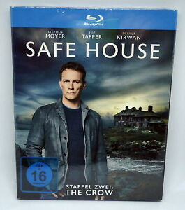 Safe-House-Staffel-Zwei-The-Crow-Season-2-Blu-Ray-NEU