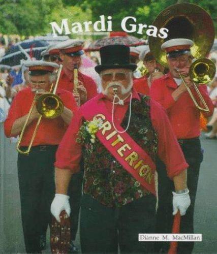 Mardi Gras by Dianne M. MacMillan