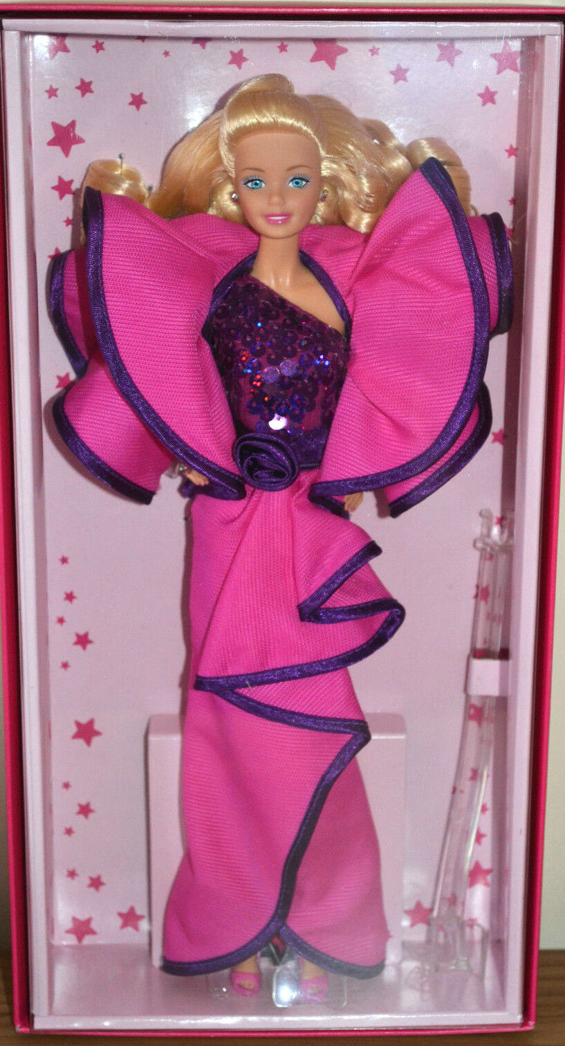 BARBIE DREAM DATE SUPERSTAR NRFB - oro LABEL new model doll collection Mattel