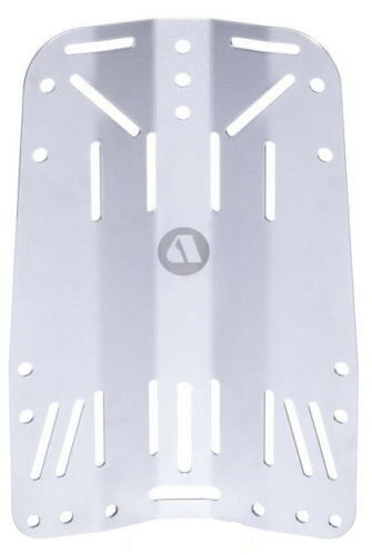 Apeks WTX Grundplatte Edelstahl Edelstahl Edelstahl oder Aluminium WTX-D Ultralight Travel Plate 026aad