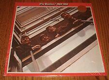 THE BEATLES 1962 - 1966 ORIGINAL APPLE LABEL FIRST PRESS 2-LPS STILL IN SHRINK!