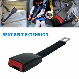 Universal-Auto-Coche-Asiento-Seguro-Hebilla-de-Cinturon-Clip-de-Extension-alarma-Tapon-Cancelador