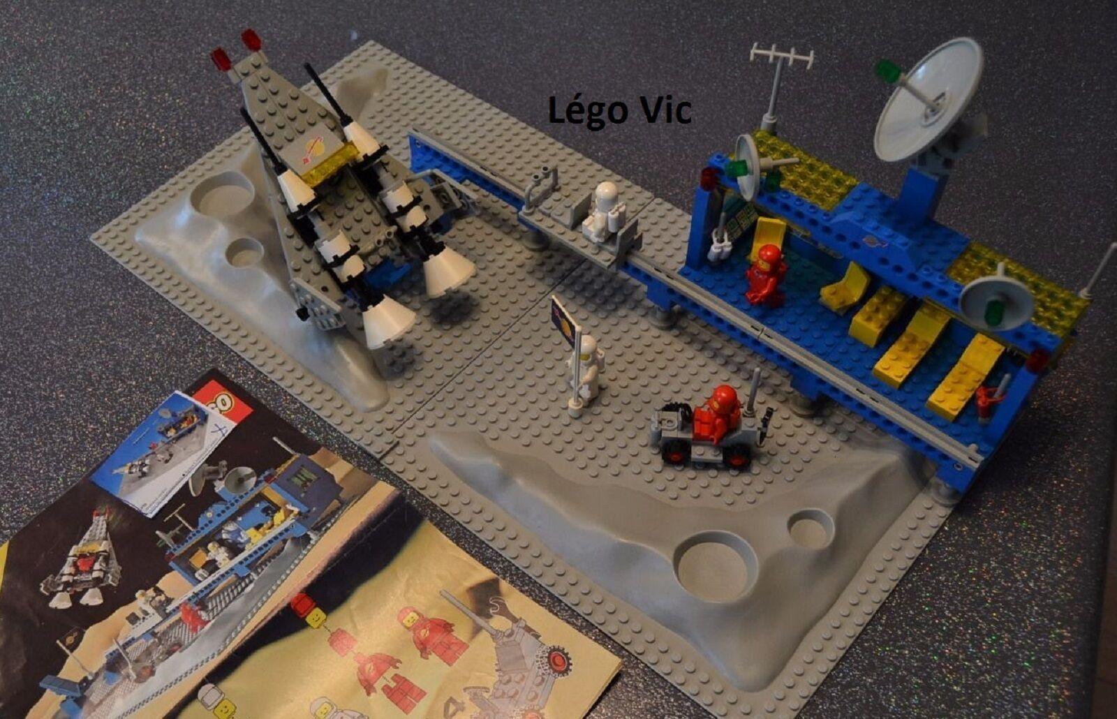 Lego 6970 Espace Space Beta-1 Command Base complet  Notice Notice Notice de 1980 CNG13 bd2b02