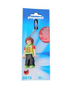 Playmobil-Teenager-Joven-Speed-S-Camiseta-Llavero-para-la-Recogida-6613-Nuevo