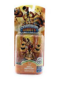 Single Character Series 2 New Skylanders Giants Drill Sergeant  Adventure