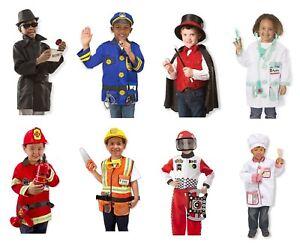 MELISSA-amp-Doug-Bambini-Costume-Vestito-Abito-set-up-Set