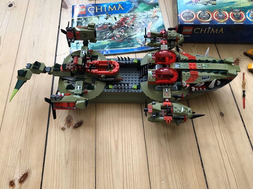 Lego Legends of Chima, 70006