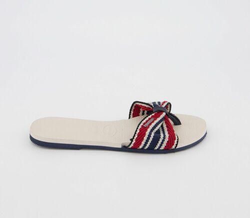 Womens Havaianas You St Tropez Fita Sandals Beige Sandals