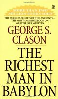 The Richest Man In Babylon By George S. Clason, (paperback), Signet , New, Free on sale