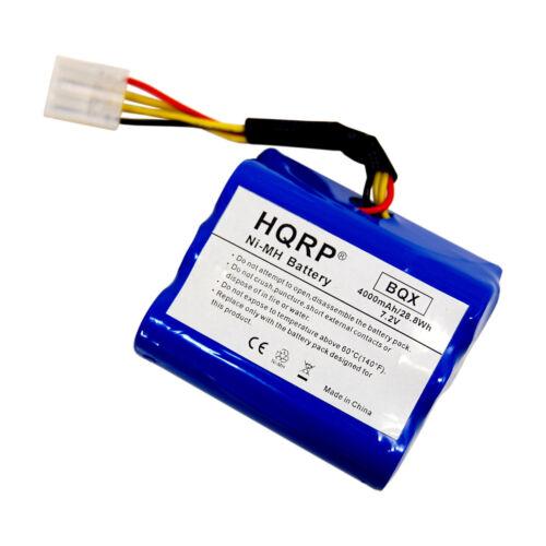 Four 4000mAh Battery Pack for  NEATO XV-14  XV-21 945-0005 945-0006 945-0024