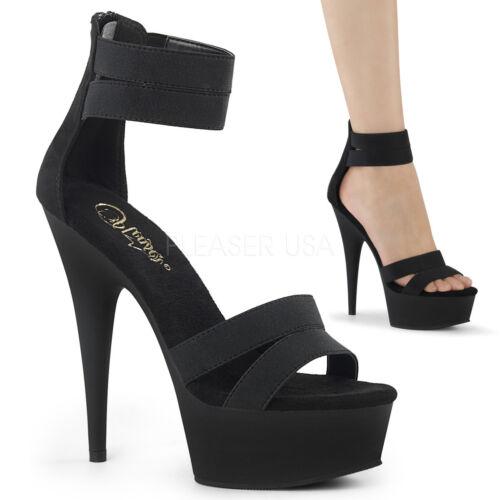 Pleaser con alla Splendida doppio 623 caviglia tallone con cinturino Delight scarpa A1Orxqw8A