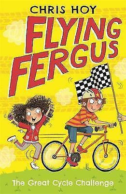 1 of 1 - Flying Fergus 2: The Great Cycle Challenge, Hoy, Sir Chris, Very Good Book