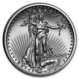 2 oz Silver High Relief Round - Saint-Gaudens - SKU#177667