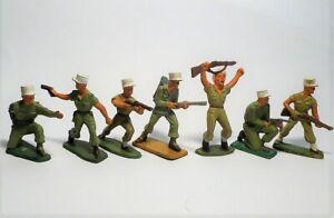 Petits-soldats-STARLUX-PLASTIQUE-LEGION-ETRANGERE