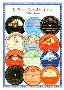 THE-78-rpm-RECORD-LABELS-OF-INDIA-2nd-Ed-FULL-COLOUR-EXPANDED-Michael-Kinnear