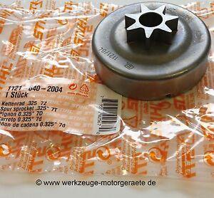 Original Stihl MS 231 231C 241C 251 251C  Ringkettenrad RKR .325 7Z 00006421236