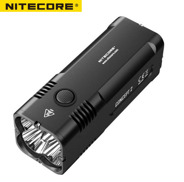 NITECORE Concept 2 (C2) 6500 Lumen  Super Bright Compact Rechargeable Flashlight  everyday low prices