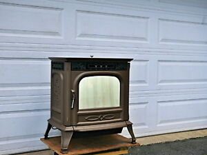 Details about Harman XXV Anniversary Edition Pellet Wood Stove Harmon
