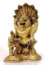 Lord Narasimha - Brass Statue (3250)