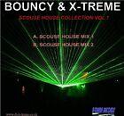 BOUNCY & X-TREME VOL.1 SCOUSE HOUSE MIX CD *LISTEN*