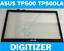 Asus-TP500-TP500L-TP500LN-Digitalizador-Pantalla-Tactil-Cristal miniatura 1