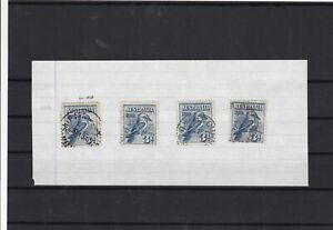 Australia Early Stamps Ref 14308