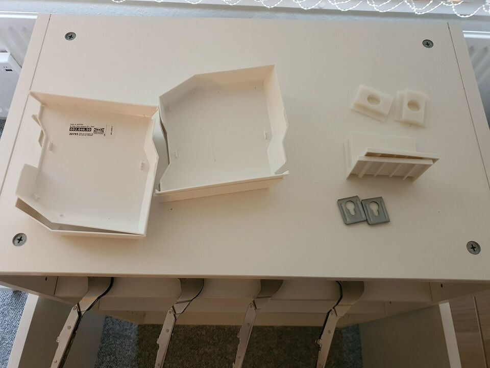 Overskabe, Ikea METOD