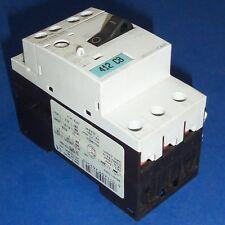 Siemens 18 25a Motor Starter Switch 3rv1011 1ca10
