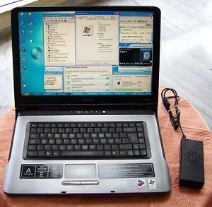 Sony Vaio VGN- A397XP Pentium M 2.0 GHz, 1.5 GB RAM, 80GB HDD ATI X600 PCG-8S1M