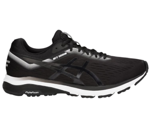 Asics Black/White GT-1000 7 Men's 1011A042.003 Black/White Asics Running Shoes f351a0