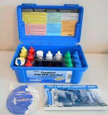 Taylor K 2006 Salt Test Kit For Sale Online Ebay