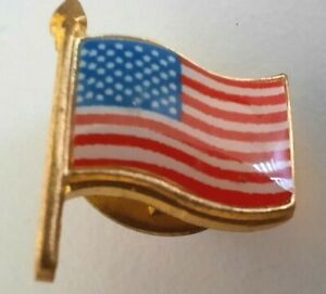 Drapeau USA (pin's) flag pin