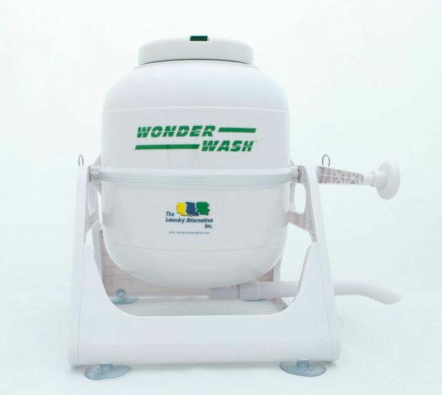 The Laundry Alternative Wonderwash Non-electric Portable Com