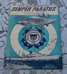 Vintage-United-States-Coast-Guard-Songs-1938