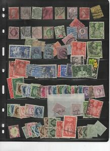 Great-Britain-used-MH-older-collection-CV