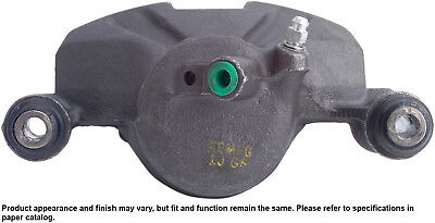 Cardone 18-4361 Disc Brake Caliper-Friction Choice Caliper Front Left Reman