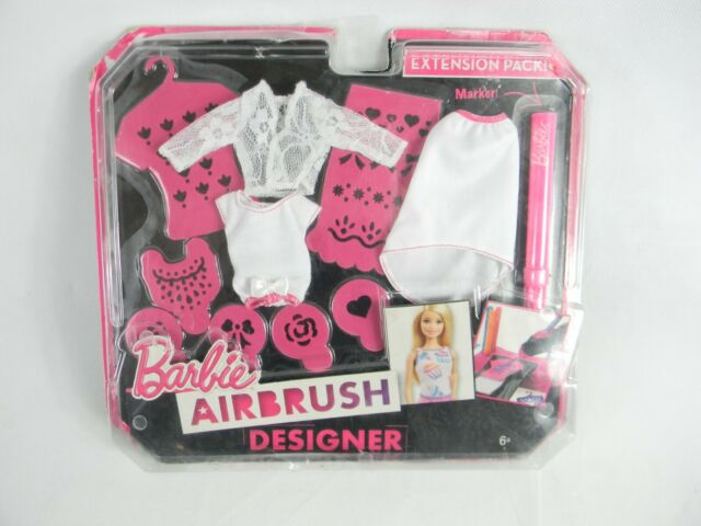 Barbie Airbrush Designer New