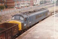 British Rail 45014 Hereford 6x4 inch Rail Photo